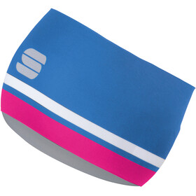 Sportful Diva Headband Victorian Purple/Bubble Gum/Orange SDR